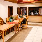 Dom opieki - stołówka