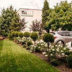 Dom opieki dla osób starszych z ogrodem